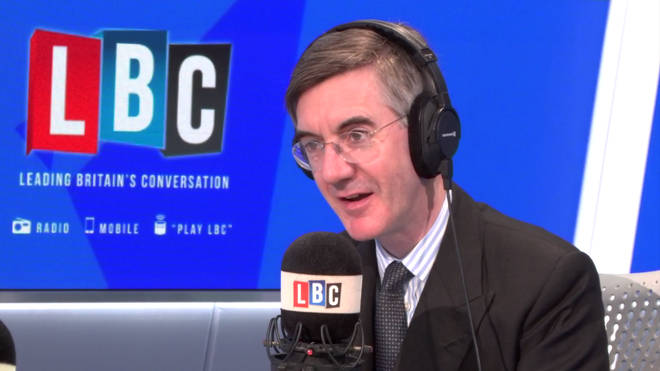 "Jacob Rees-Mogg described being ""Tory to his toenails"""
