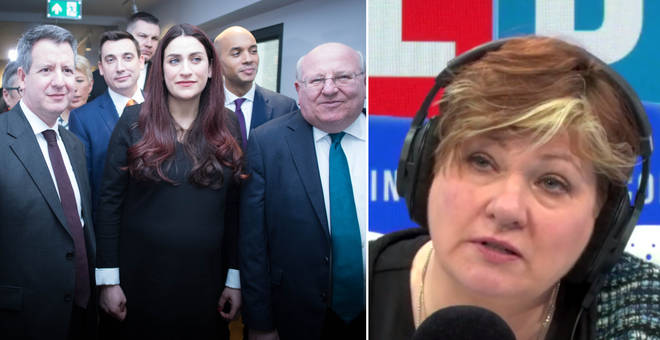 Emily Thornberry gave her take on the Gang Of Seven