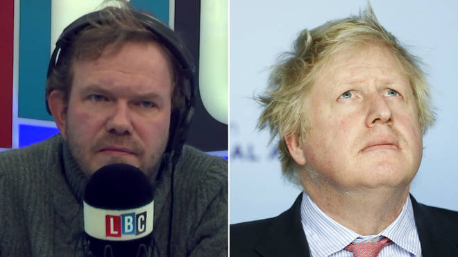 James O'Brien believes Boris Johnson's motives were cynical
