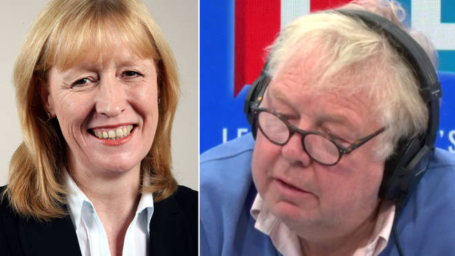 Nick Ferrari pressed Joan Ryan on why she resigned from Labour