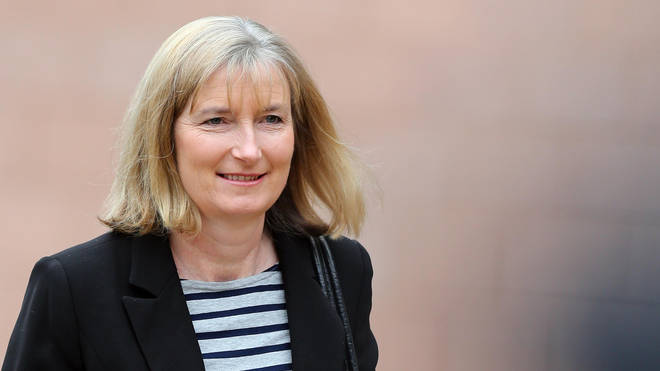 Sarah Wollaston, who resigned from the Conservative Party