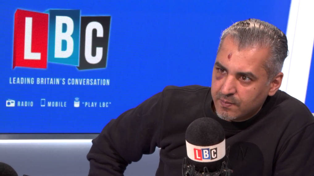 Exclusive: Maajid Nawaz Tells Of Being Racially Attacked In Central London