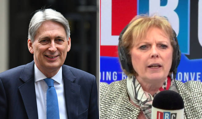Anna Soubry had this message for Philip Hammond