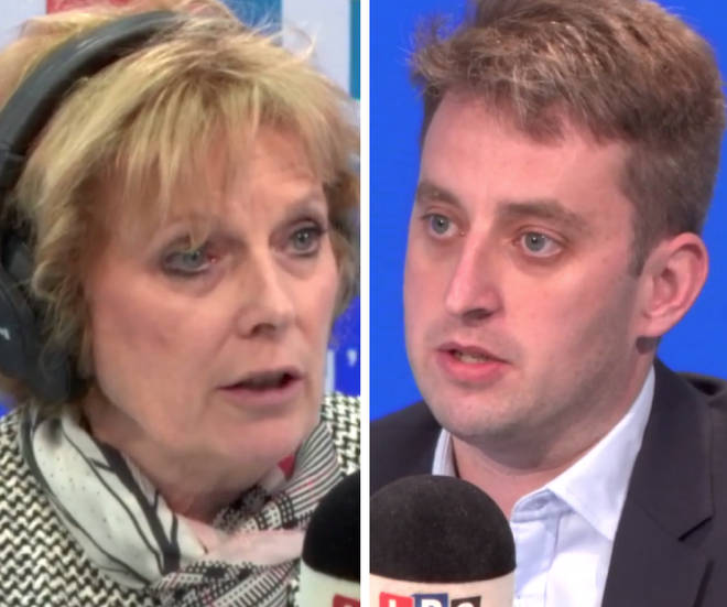 Theo Usherwood grilled Anna Soubry over Brexit on Thursday