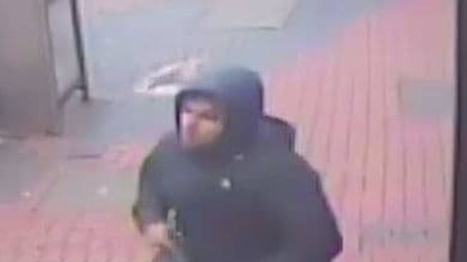 This is the man police want to speak to in relation to the stabbing