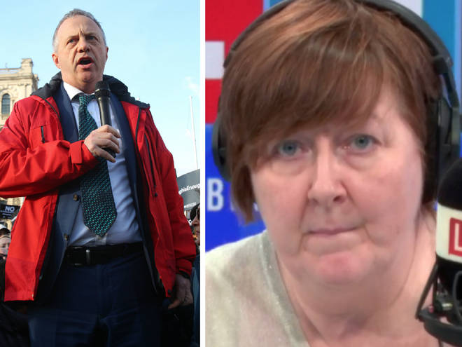 John Mann spoke to Shelagh Fogarty on Monday
