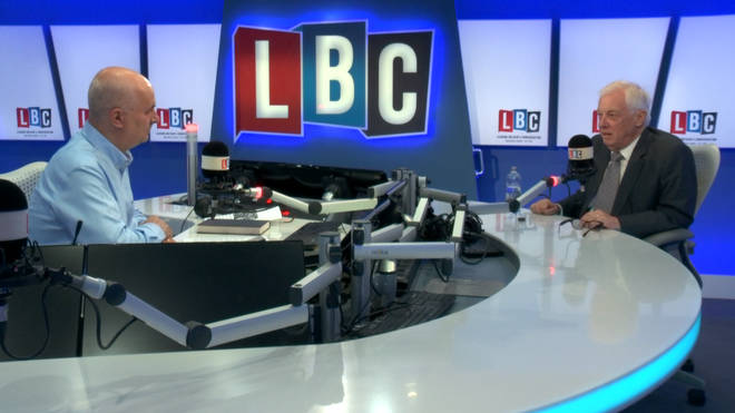 Iain Dale was joined by Lord Patten