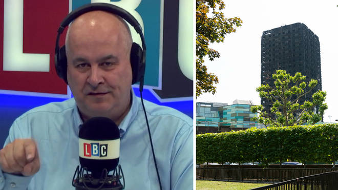 Iain Dale Grenfell Tower