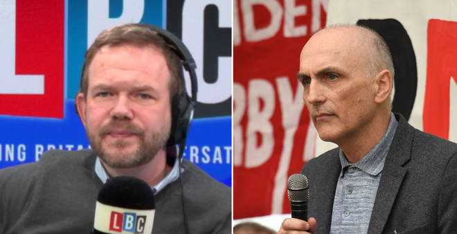 James O'Brien's response to Chris Williamson is perfect