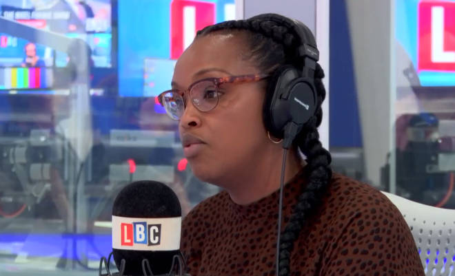 Nimco Ali told LBC why she now supports a no-deal Brexit