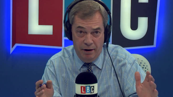 The Nigel Farage Show: Live from 7pm