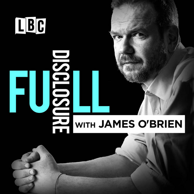 James Full Disclosure With James O'Brien