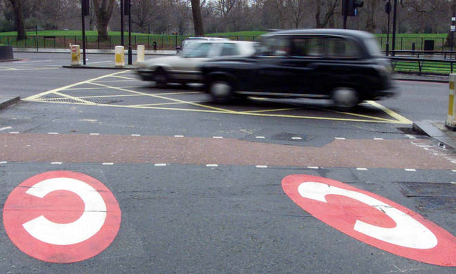 Minicabs will have to pay the Congestion Charge