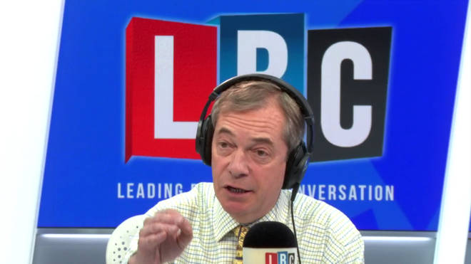 Nigel Farage urges eurosceptics to not support Theresa May's Brexit deal