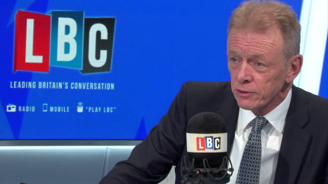 Lord Bernard Hogan-Howe tells Nick Ferrari that police officers could have facial recognition body-worn cameras for stop and search