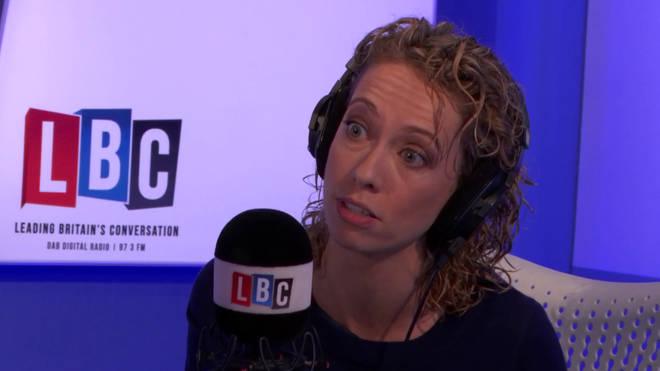Financial expert Gemma Godfrey
