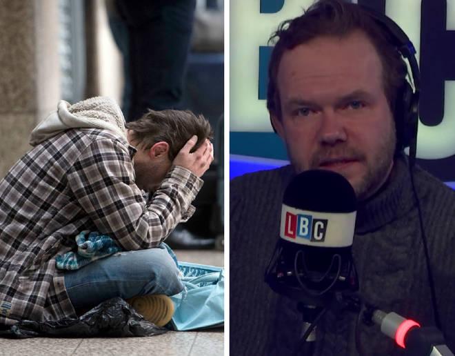 Homeless - James O'Brien