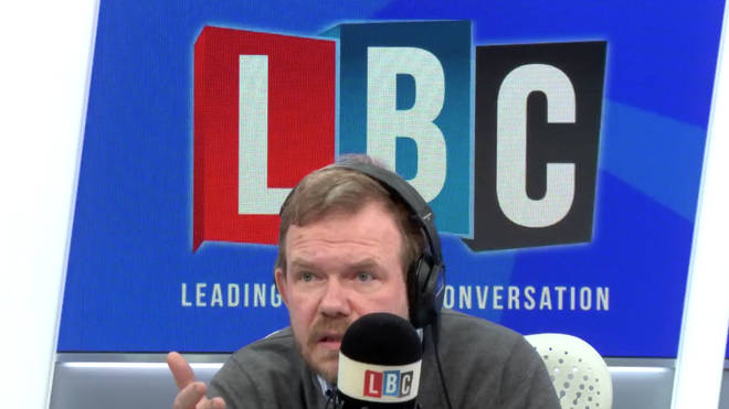 James O'Brien uses The Sun's own words on Brexit against them