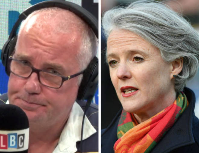 Sophie Linden was grilled by Eddie Mair on Monday