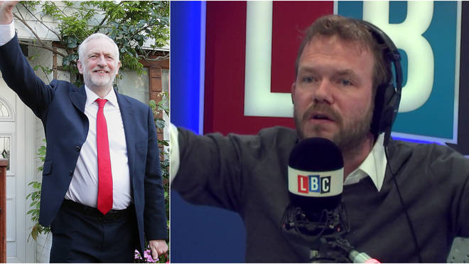 James O'Brien Jeremy Corbyn