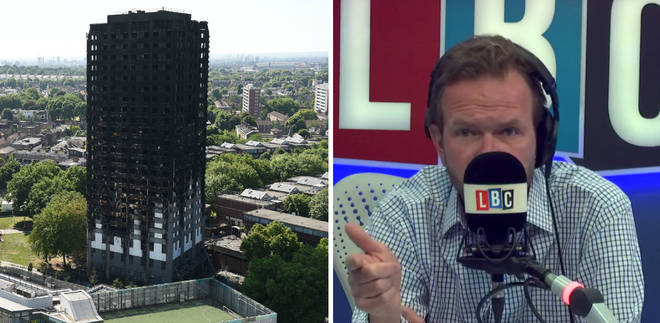 Grenfell Tower - James O'Brien