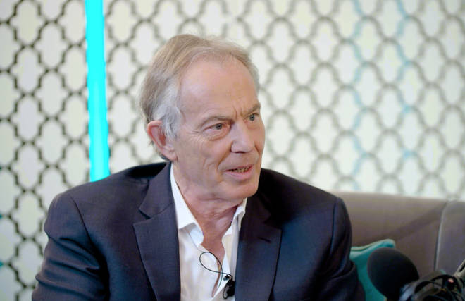 Tony Blair, speaking on the podcast Full Disclosure