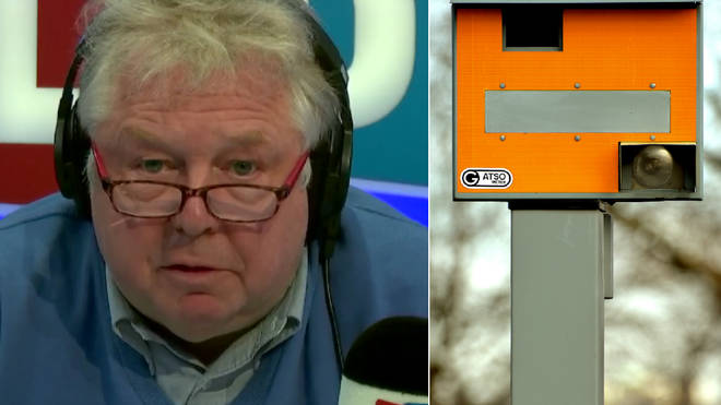 Nick Ferrari is not keen on the new speeding proposals