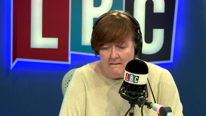 Shirley's story moved LBC listeners to tears