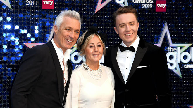 The Kemp family arrive at The Global Awards 2019 with Very.co.uk