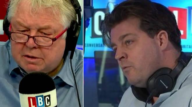 Nick Ferrari spoke to economist Liam Halligan