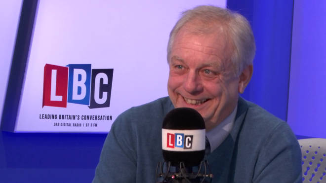 Steve Simmons, who cleared his name thanks to LBC's Legal Hour