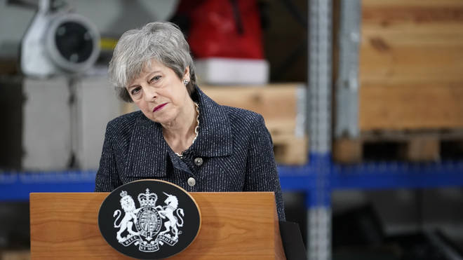 Theresa May has been attempting to secure changes to the controversial backstop