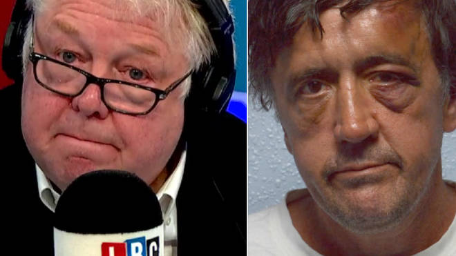 Nick Ferrari got into a row with a caller over the Darren Osborne court case