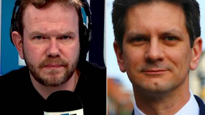 James O'Brien discussed Minister Steve Baker