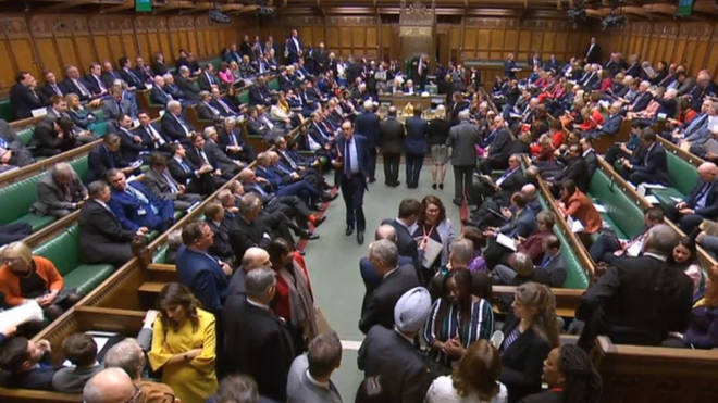 MPs have voted against Theresa May's Brexit deal for a second time