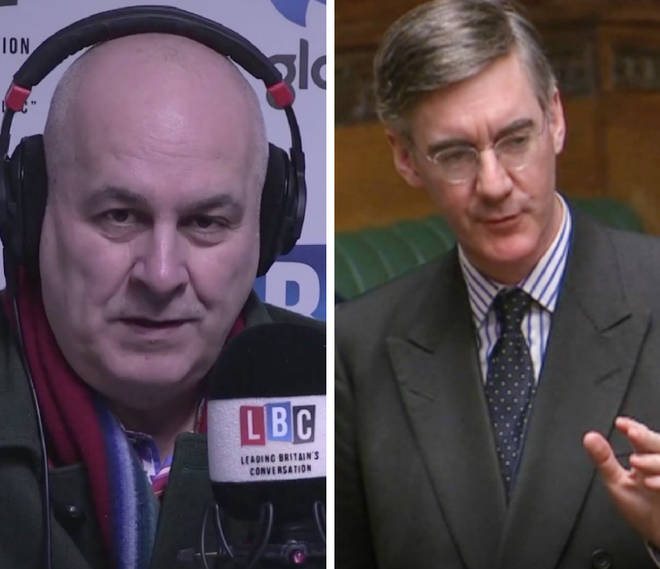 Iain Dale took aim at Brexiteers who voted against Theresa May's deal