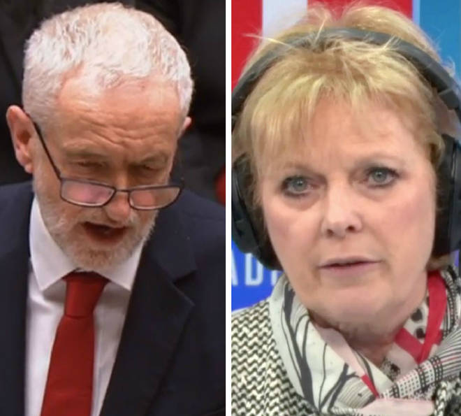 Anna Soubry said Jeremy Corbyn doesn't really want a People's Vote