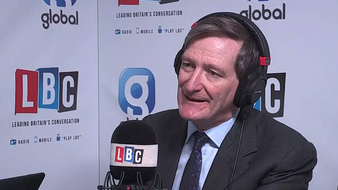 "Dominic Grieve says a no-deal Brexit would be ""unlawful"""