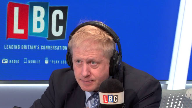 Boris Johnson used a controversial phrase when discussing historical sexual abuse