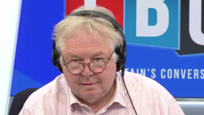 Furious Frankie phoned LBC on Wednesday morning