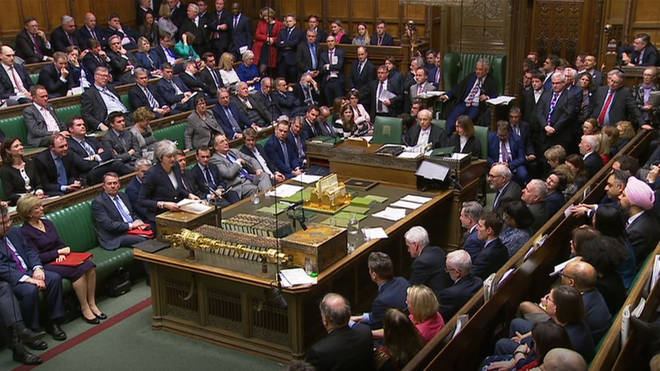 MPs will be voting on four amendments tonight, as well as the main motion