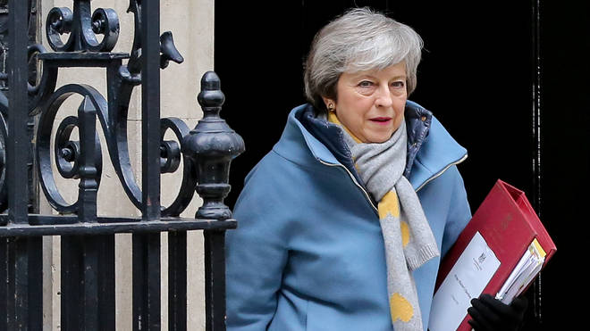 Will Theresa May suffer a third consecutive bad night in Parliament?