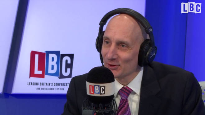 Lord Adonis didn't hold back on Chris Grayling