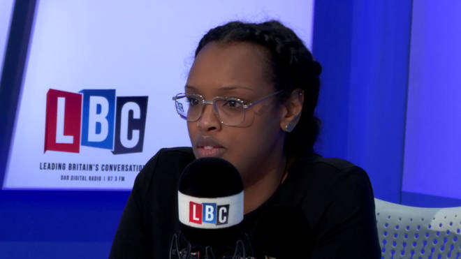 Nimco Ali told LBC why we need to End FGM