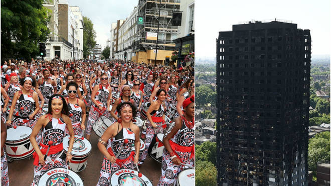 Notting Hill Carnival: Should it be moved from around Grenfell Tower?