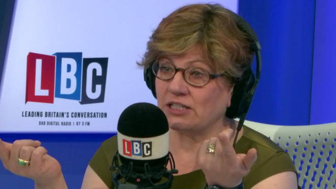 Emily Thornberry spoke to Shelagh Fogarty on Tuesday