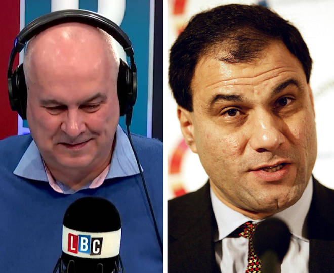 Lord Bilimoria predicted Britain would never leave the EU