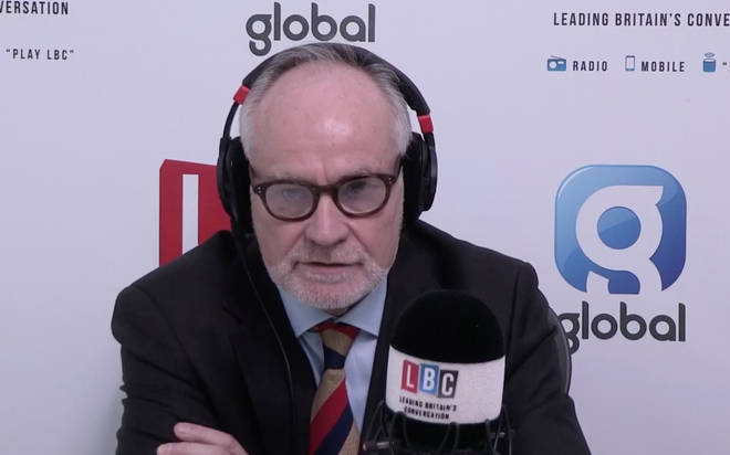 Crispin Blunt MP spoke to Eddie Mair from College Green in Westminster