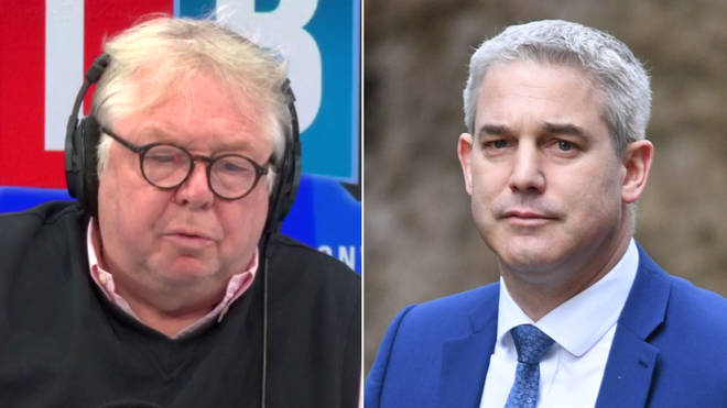 Nick Ferrari grilled Brexit Secretary Stephen Barclay