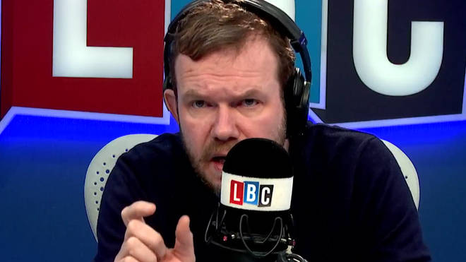 James O'Brien on LBC